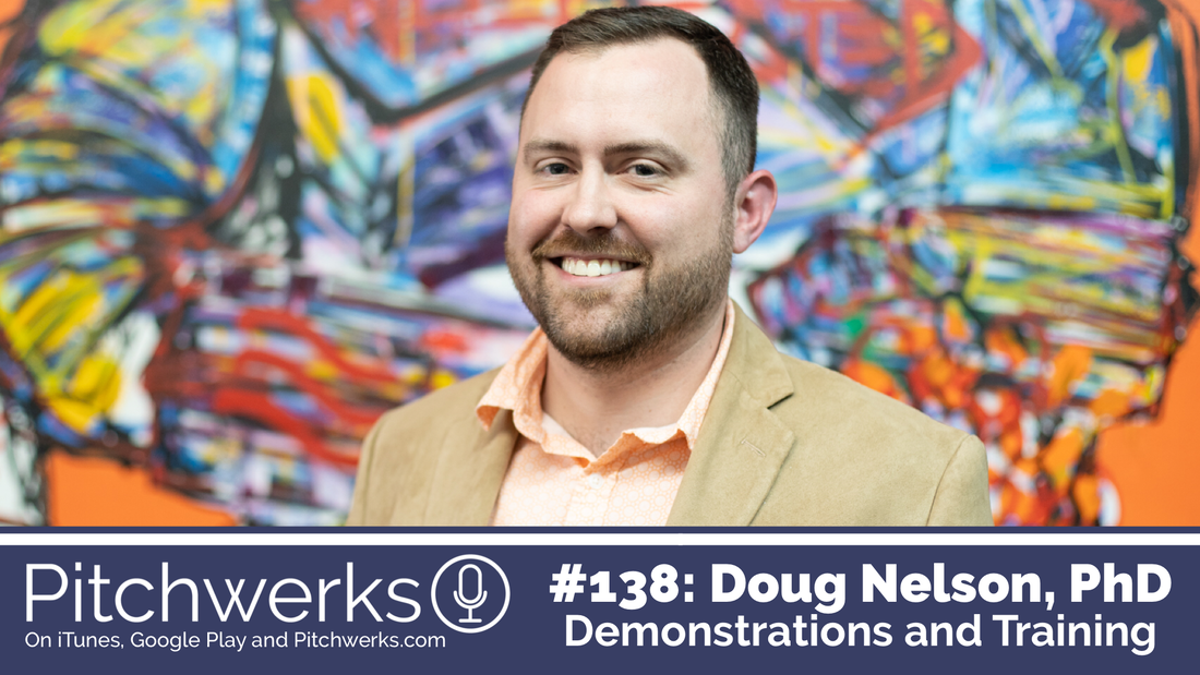 Image of Doug Nelson on Pitchwerks Podcast